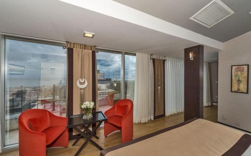 هتل The Hotel Beyaz Saray & Spa Istanbul