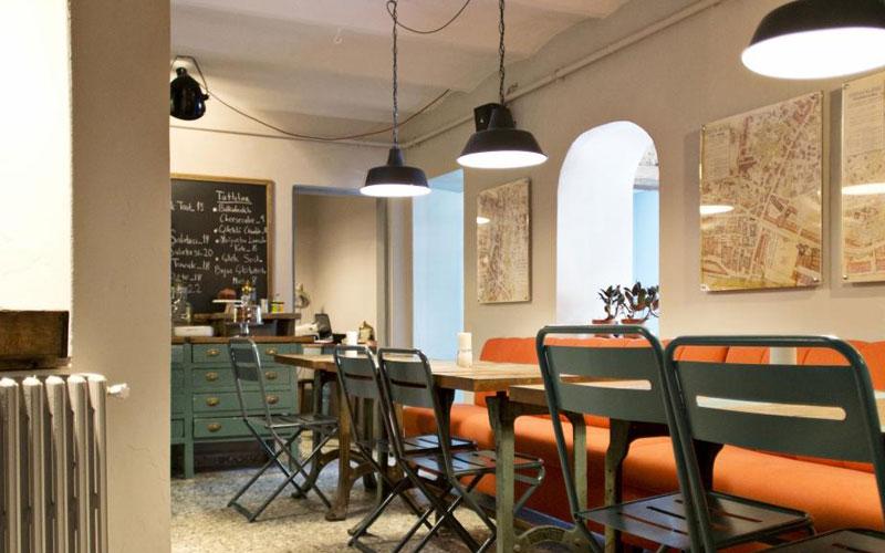 کافه رستوران جوما استانبول