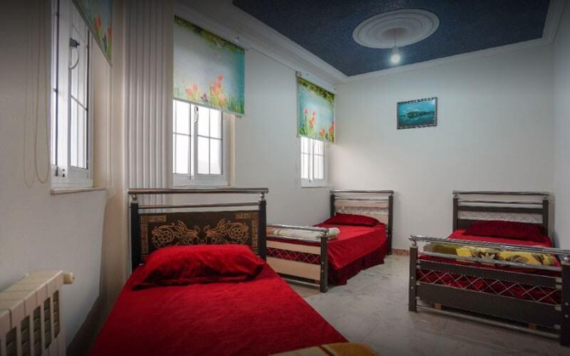 هتل آپارتمان امپراطور چلک لاهیجان