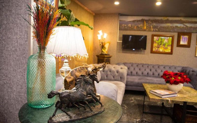 هتل La Wisteria Boutique Hotel Istanbul