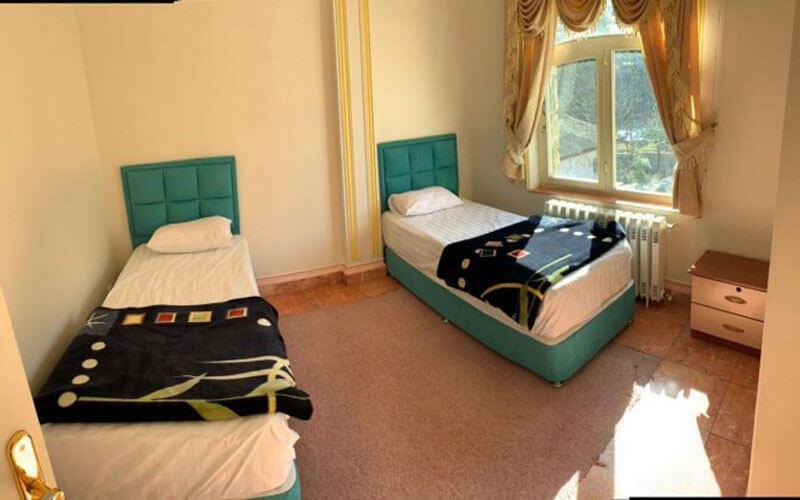 هتل آپارتمان تخت جمشید کلاردشت