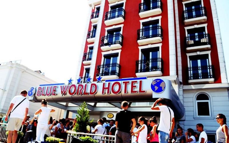 هتل Kumburgaz Blue World Hotel Istanbul