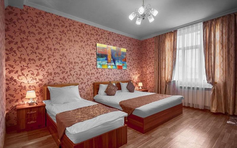 هتل گلدن رز باکو