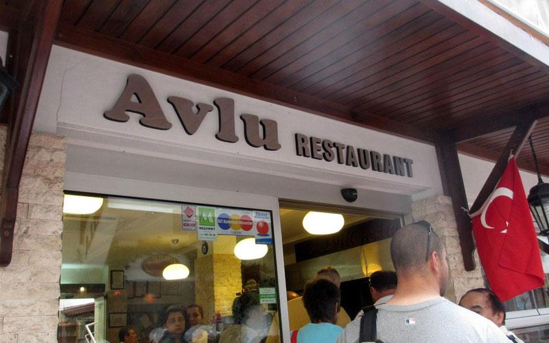 رستوران آولو کوش آداسی