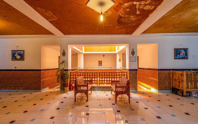 هتل ابیانه کاشان