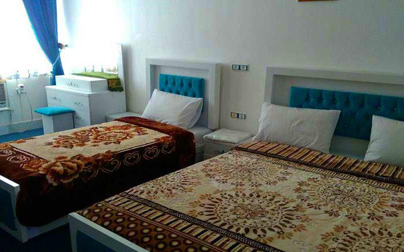 هتل آپارتمان گدروشیا چابهار
