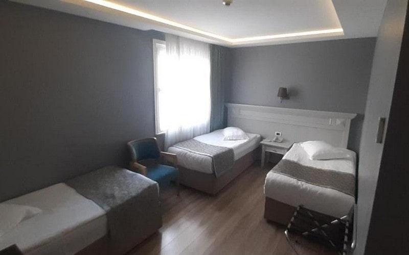 هتل Semsan Hotel Istanbul