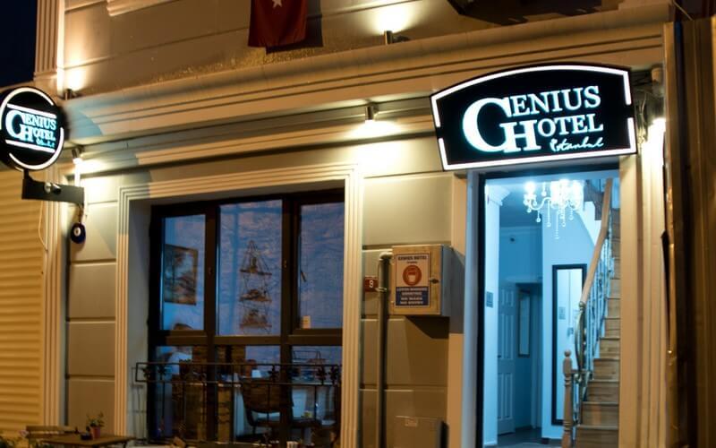 هتل Genius Hotel Istanbul