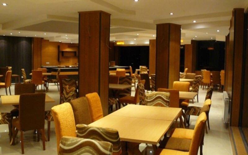 هتل باران سبز کلاردشت