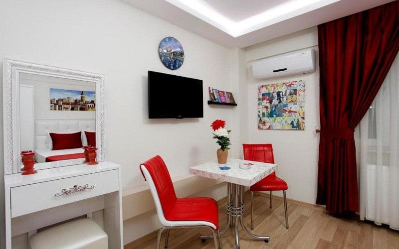 هتل Taksim Istiklal Suites Istanbul