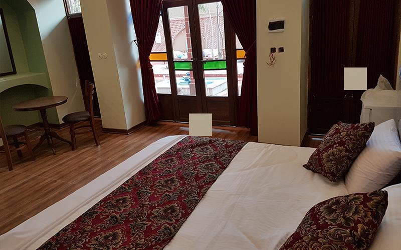 اقامتگاه بومگردی آریو اصفهان