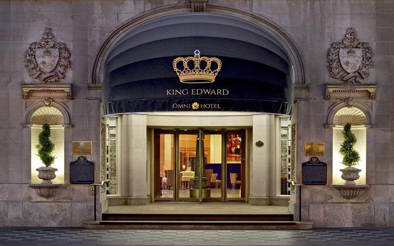 هتل اومنی کینگ ادوارد تورنتو