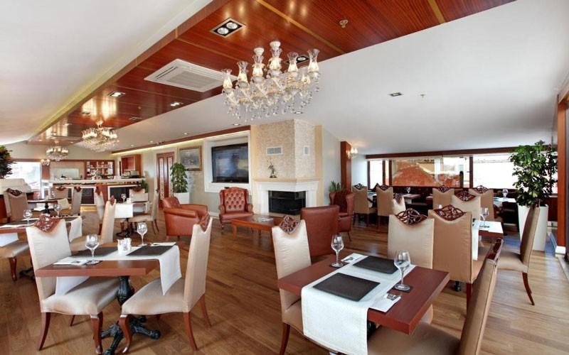 هتل Myy Homes Istanbul