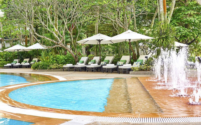 هتل شانگری لا سنگاپور