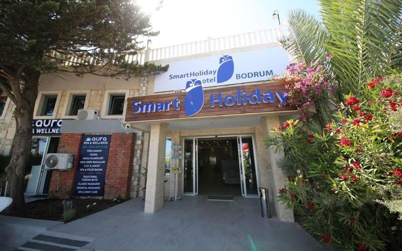 هتل Smart Holiday Bodrum