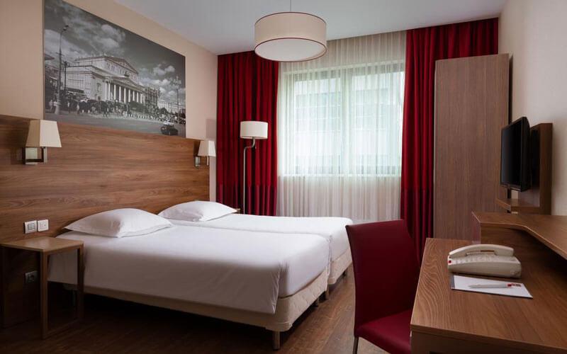 هتل آپارتمان آدایگو پاولتسکایا مسکو