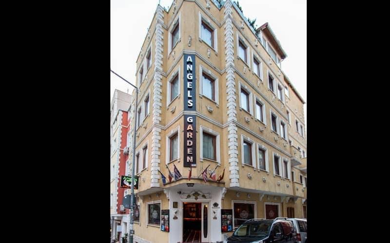 هتل Angels Garden Hotel Istanbul
