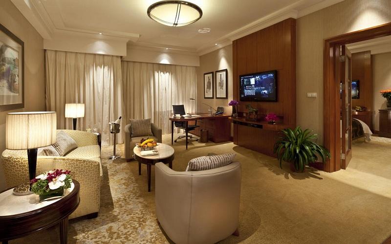 هتل دراگون هانگژو پکن