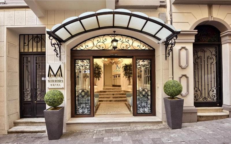 هتل Mirrors Hotel Istanbul