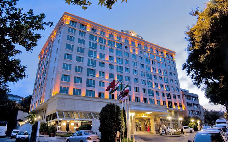 هتل آکگون استانبول