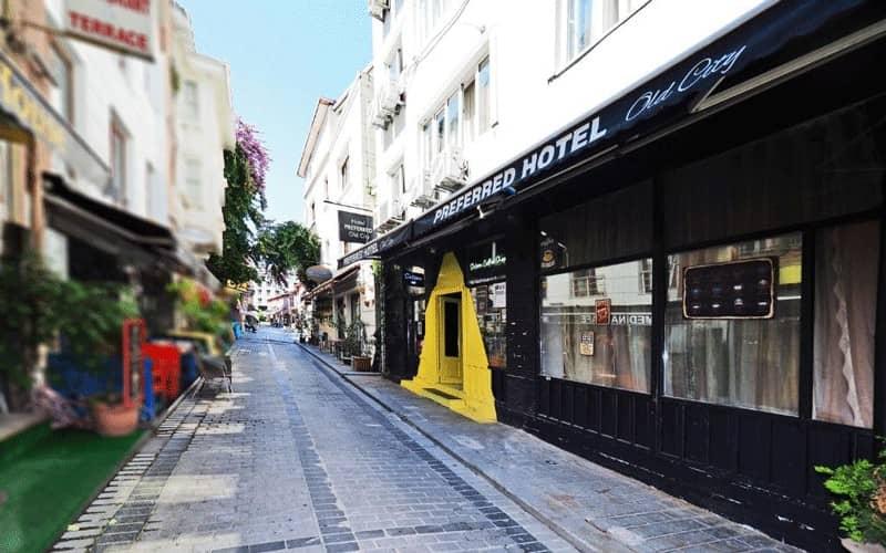 هتل Preferred Hotel Old City Istanbul