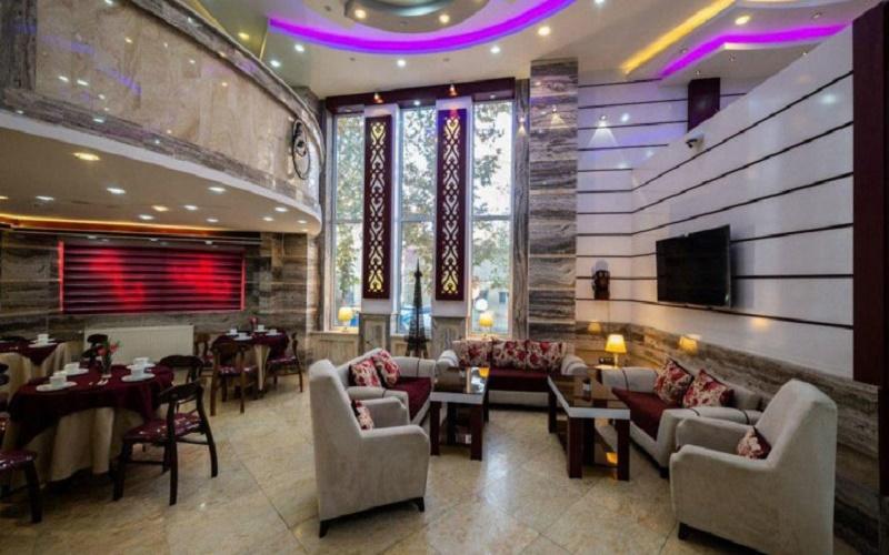 هتل رویال شاهرود