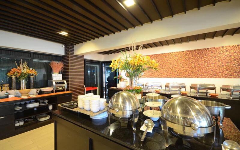 هتل هریتیج سرینا کارین بانکوک