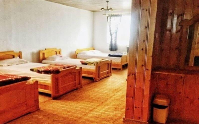 هتل قصر نگین تالش