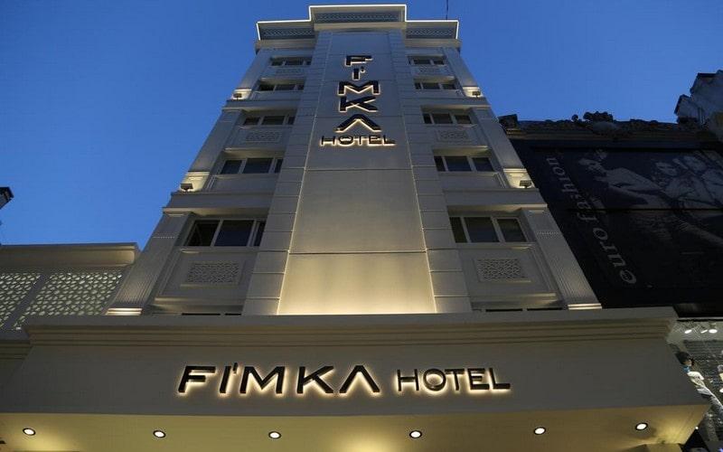 هتل Fimka Hotel Istanbul