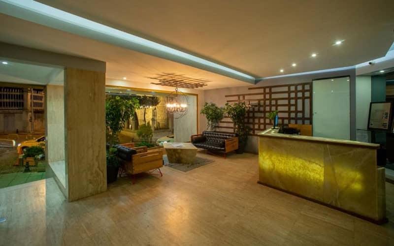 هتل Tan Hotel - Special Category Istanbul