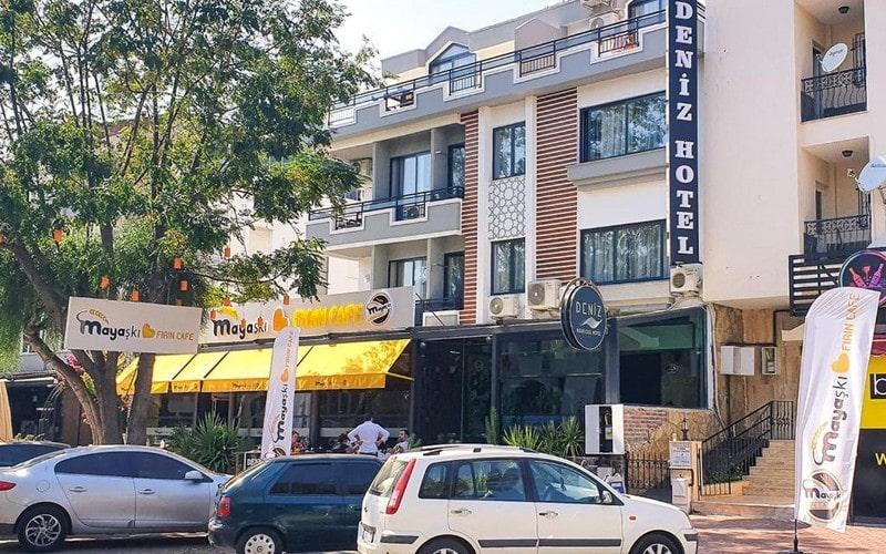 هتل Deniz Boutique Hotel Konyaalti Antalya