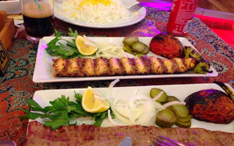 رستوران مژگان استانبول