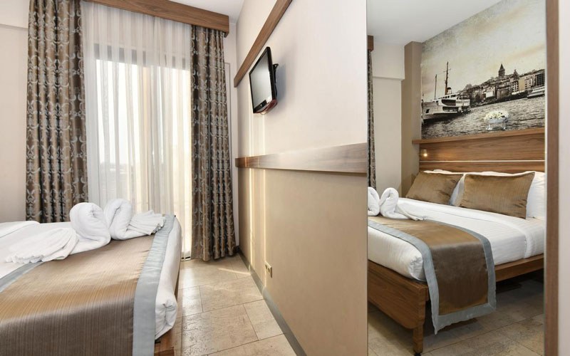 هتل پرا استانبول