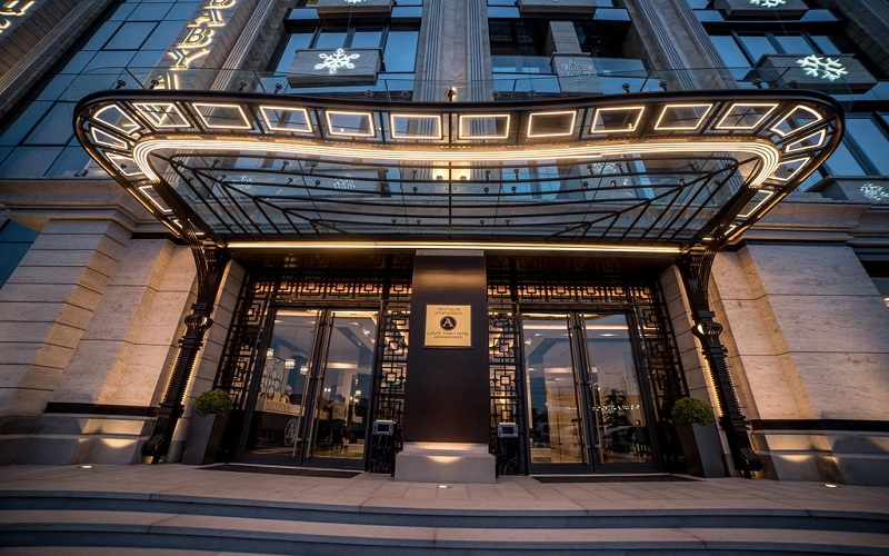 هتل آقابابایانز ایروان