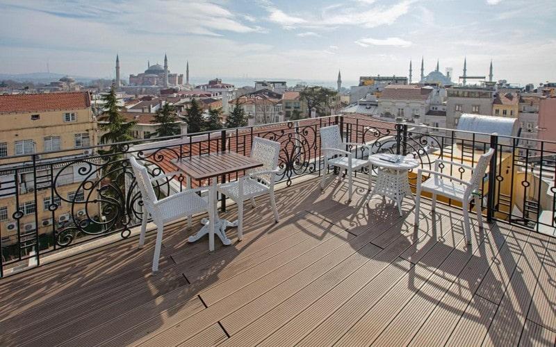 هتل Nowy Efendi Hotel Istanbul