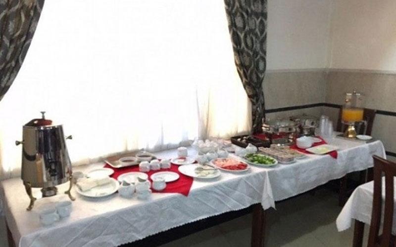 هتل رضا شیروان