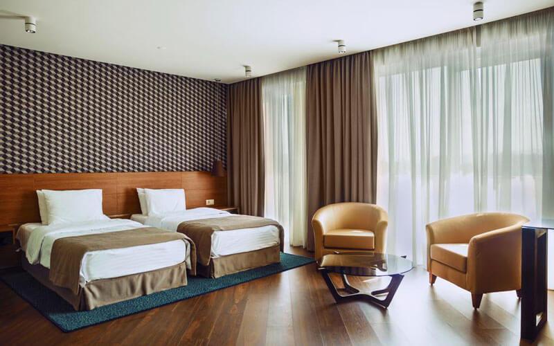 هتل Fortune Palace Tbilisi