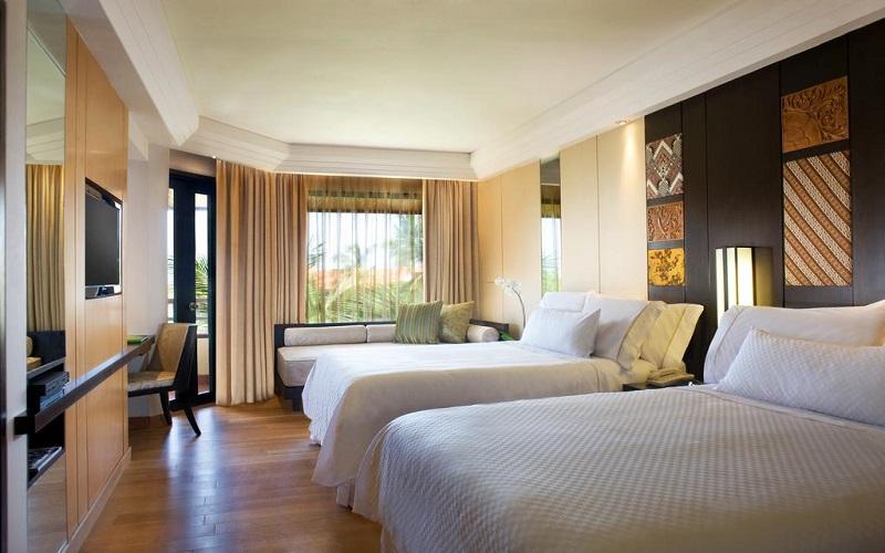هتل وسترن ریزورت نوسا دوآ بالی