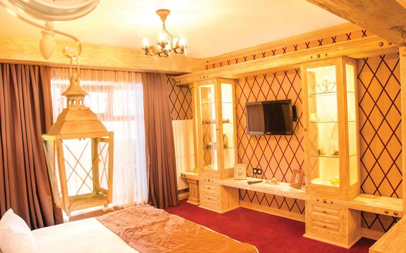 مای رز بوتیک هتل باکو