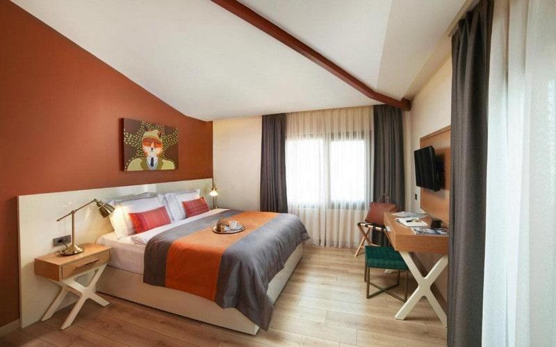 هتل The Fox Hotel Istanbul