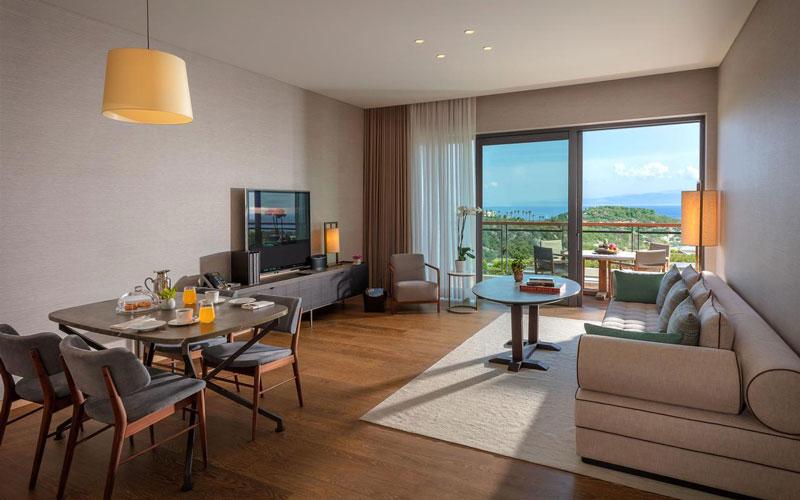 هتل ماندارین اورینتال بودروم