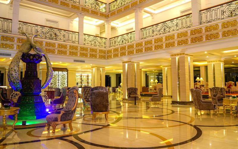 هتل گرند کندیان کندی سریلانکا