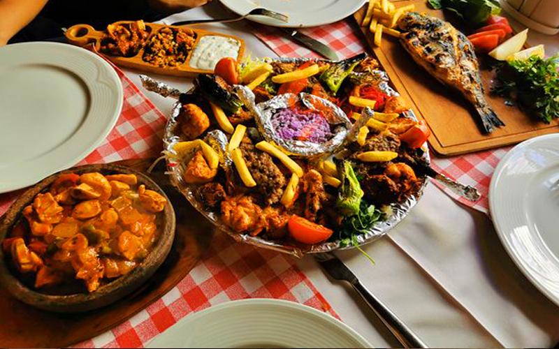 کافه رستوران تری پارتنر استانبول