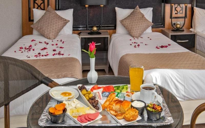 هتل Aristocrat Hotel Istanbul