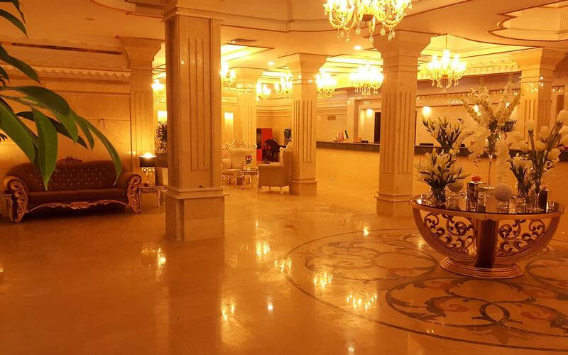 هتل بغدادی تاکستان قزوین