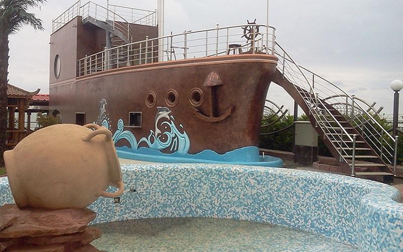 هتل دلفین انزلی