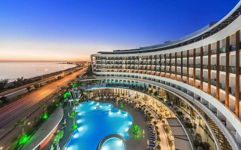 هتل Xoria Deluxe Alanya