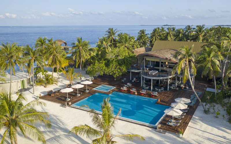 هتل آی تی ای مافوشیوارو مالدیو