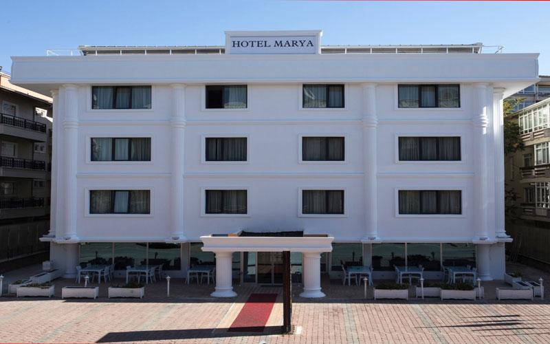 هتل ماریا آنکارا