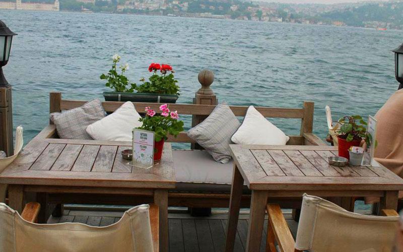 کافه رستوران آشک قهوه استانبول